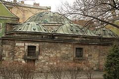 Király, los otros baños termales de Budapest
