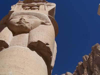 Egipto Templo de Hatshepsut