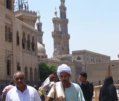 El transporte en Egipto