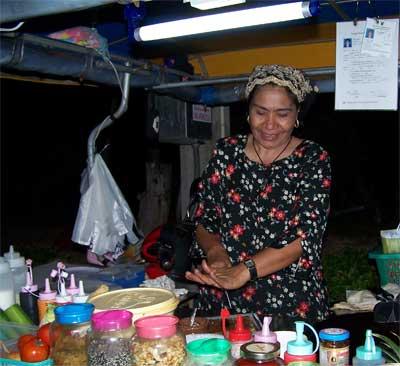 Bangkok, un cóctel para los sentidos