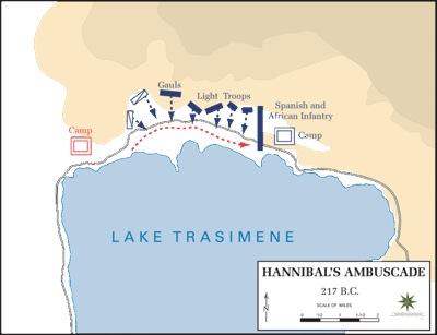 Batalla del Lago Trasimeno