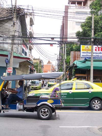 ¿Cuanto cuesta moverse por Bangkok?