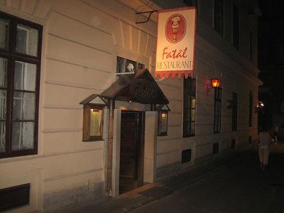 Restaurante Fatal