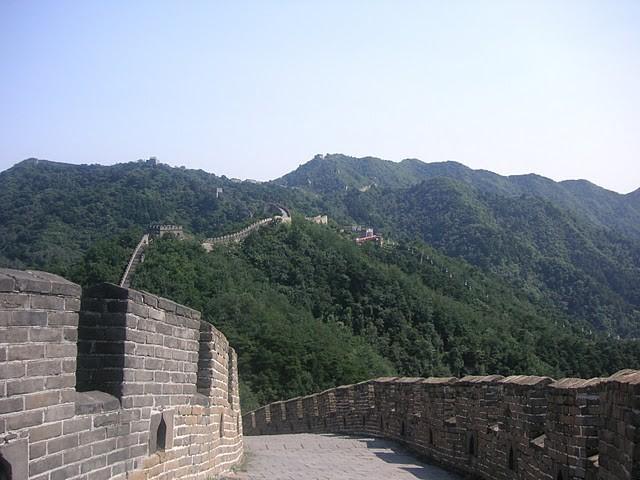 La Gran Muralla de Mutianyu