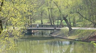 Parque Lazienski