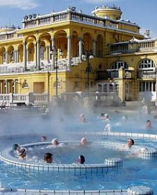 Baños de Budapest