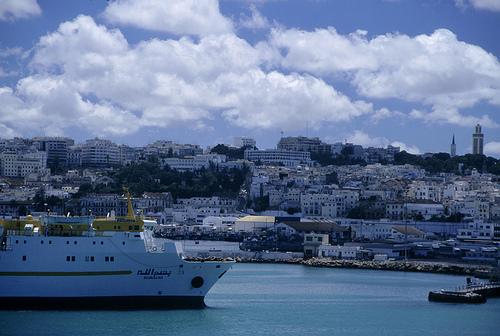 Vistas de Tanger