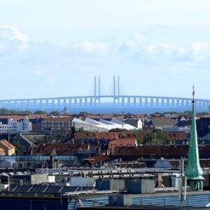 Dinamarca desde Suecia: Autoruta por la isla de Selandia