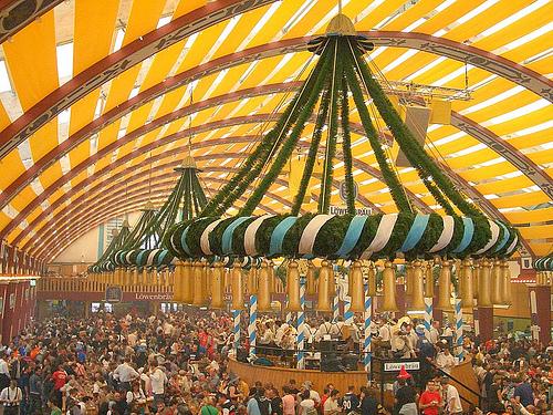 Tienda del Oktoberfest