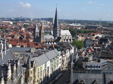 Gante, el encanto de Flandes