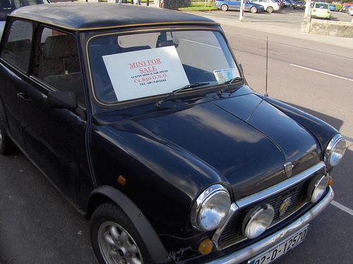 Mini: Conducir por irlanda