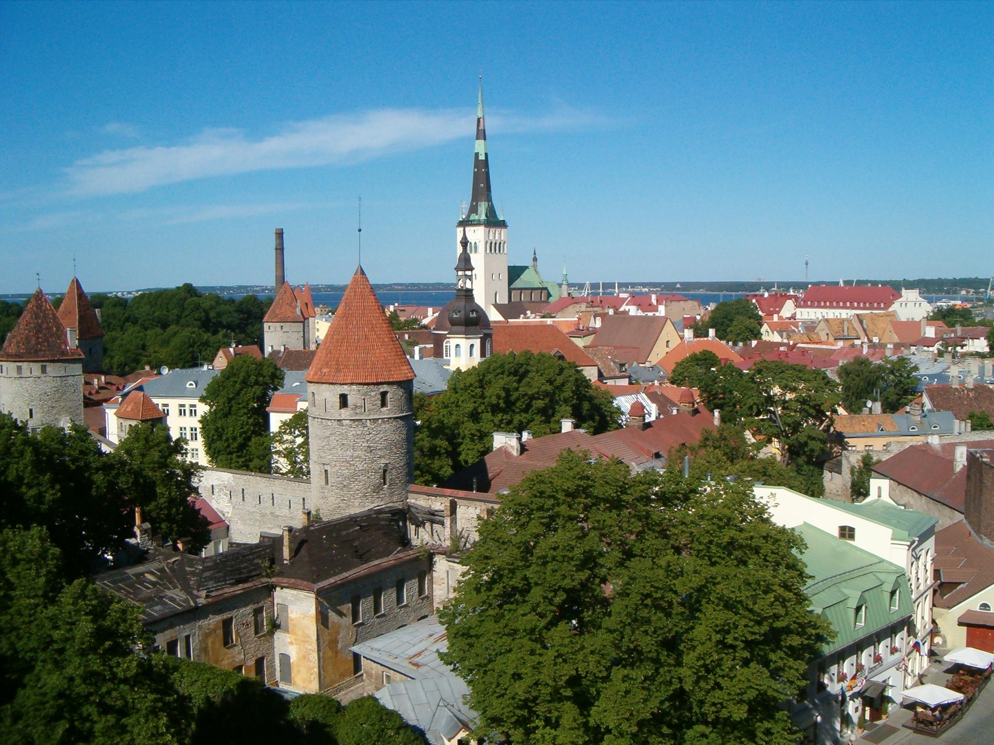 Vistas de Tallinn