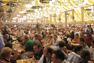 Éxito de asistencia asegurado en la Oktoberfest