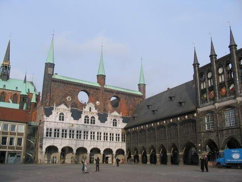 Rathaus de Lübeck