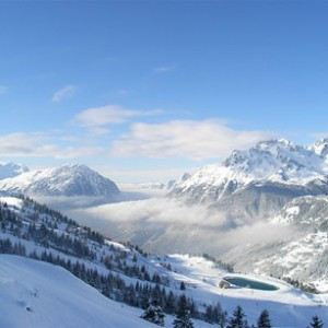 Pistas infinitas para esquiar en Los Alpes (I): Alpe d'Huez y Val Thorens