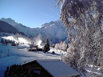 Estación Les 2 Alpes