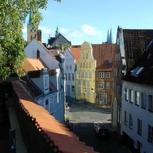 Lübeck, un paseo por la Alemania medieval
