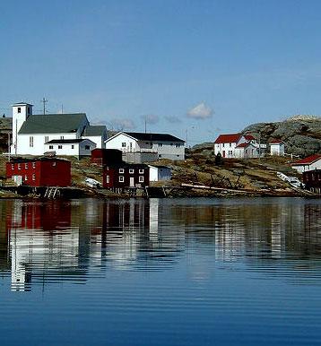 Paisaje en Terranova