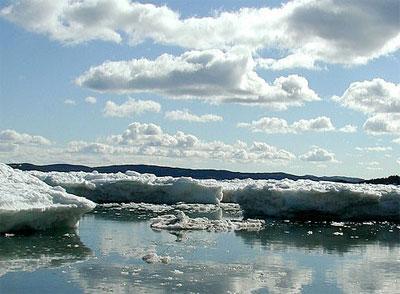 Hielo en Terranova