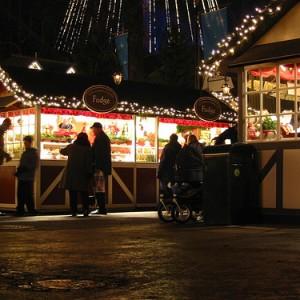Mercadillos navideños de Göteborg