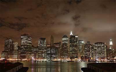 Nueva York paroramica