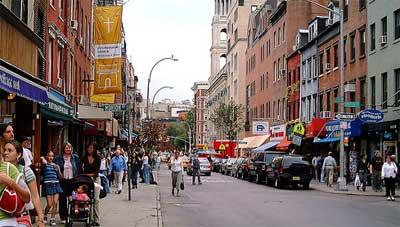 Semana de las compras en Nueva York