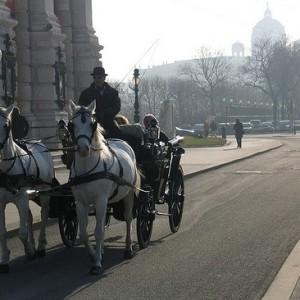 Ringstrasse y la Viena histórica