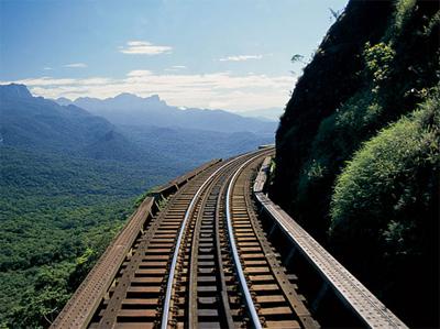 Trenes turísticos y culturales en Brasil