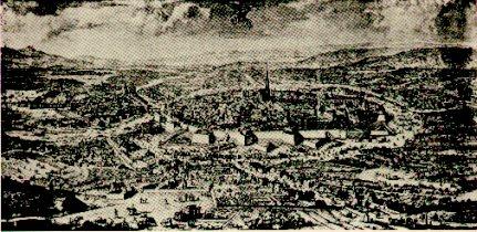Fortificaciones de Viena en 1683