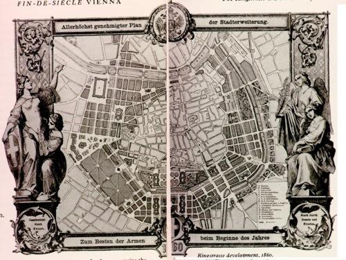 Plan de Francisco José I para Viena