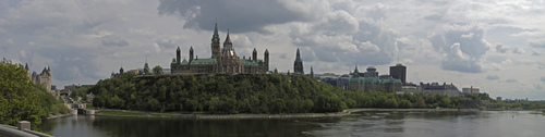 Colina del Parlamento, Ottawa