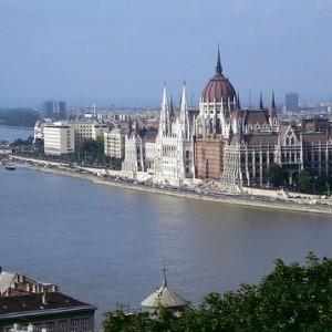 El Parlamento de Hungría, maravilla arquitectónica en Budapest