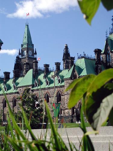 Campana de la Torre de la Paz, Ottawa