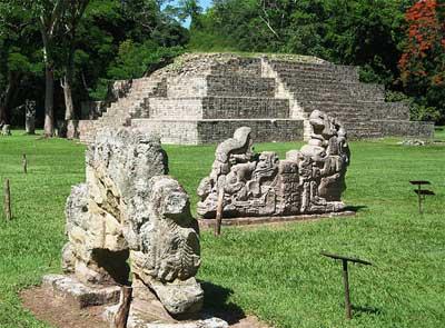 El tesoro Maya de Copán