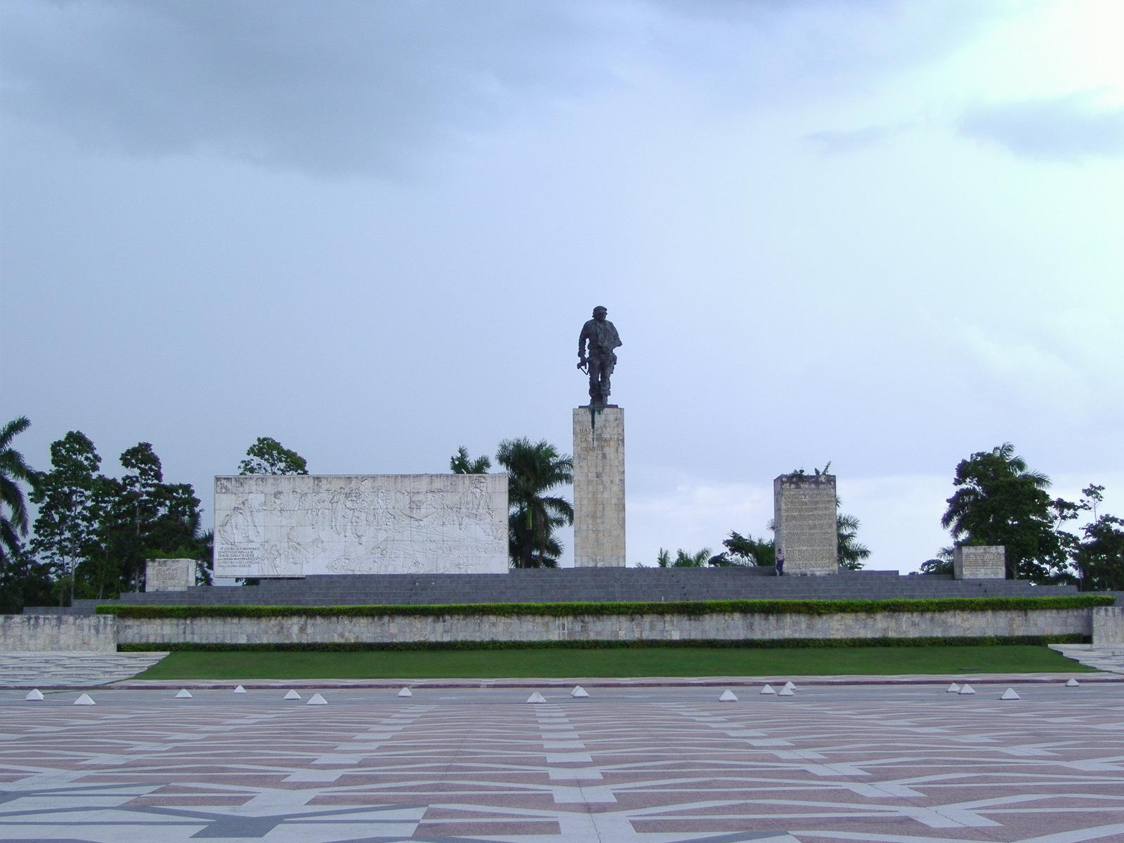Monumento dedicado al Che Guevara en Santa Clara, Cuba