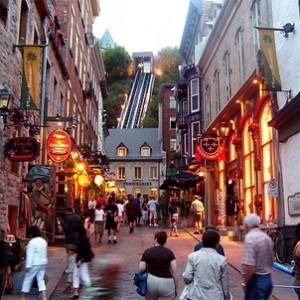 Québec, corazón francés en América