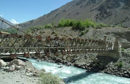Shandor, en Pakistán