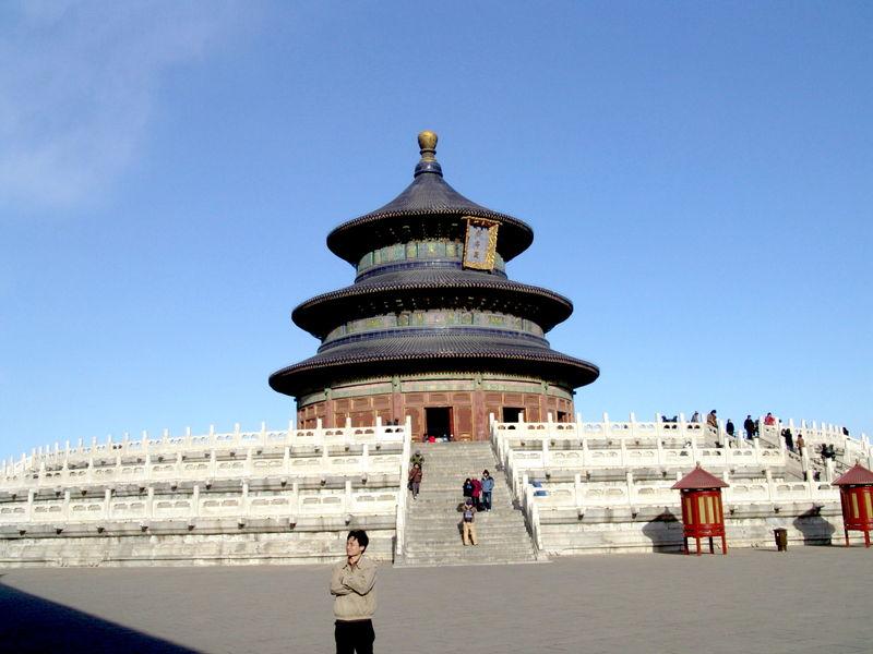 Templo del Cielo de Beijing
