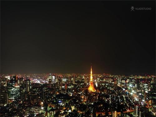 Tokio, de Vladstudio
