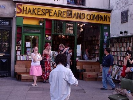 Shakespeare & Co., París