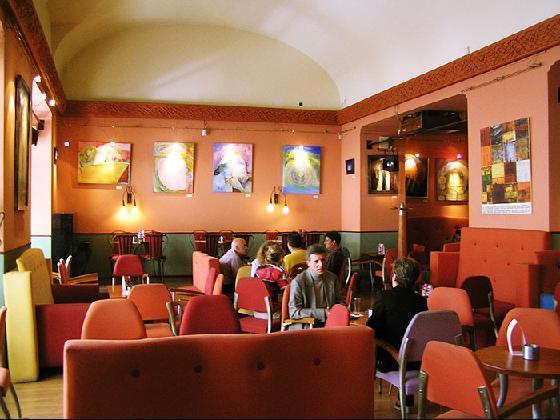 Café Vian en Budapest