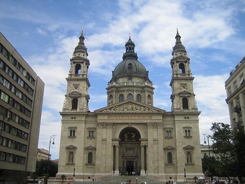 Basílica de San Esteban, en Budapest
