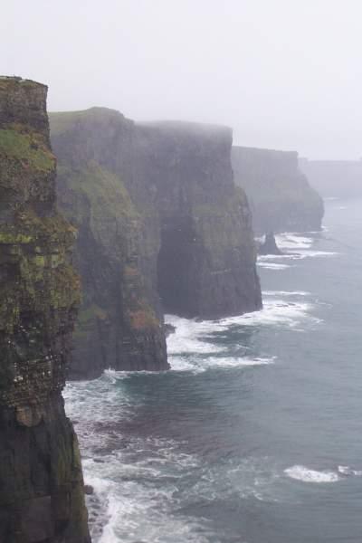Cliffs de Moher de Irlanda