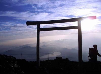 Trekking en el Monte Fuji
