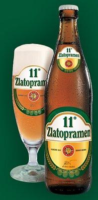 Cerveza Zlatopramen