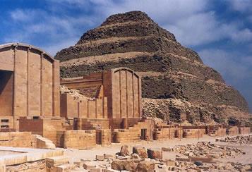 Pirámide de Dyeser