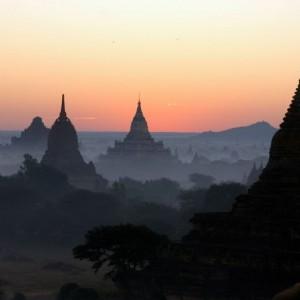 El misterio de Bagan en Myanmar