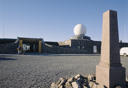 Monumento del Cabo Norte