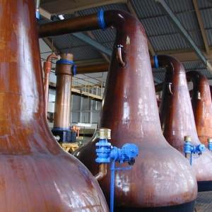 Ruta por las destilerías de whisky de Escocia