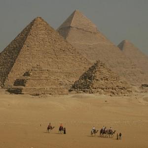 El misterio de la construcción de las pirámides de Egipto